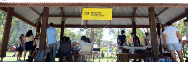 Armenian Student Societies